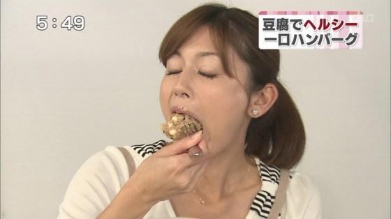 【擬似フェラキャプ画像】タレント達が卑猥な表情して食レポなんかするもんだから俺のも咥えて欲しくなっちゃうよw 09