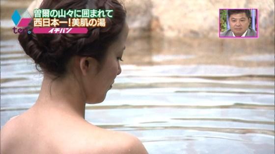 【温泉キャプ画像】美女の入浴シーンなんてめったに見れるもんじゃないんだからしっかり目に焼き付けとかないとw 13