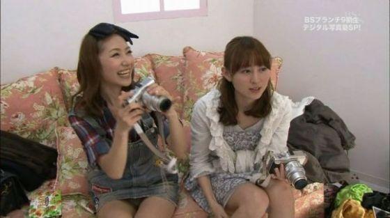 【放送事故画像】パンツ見てほしいらしく、テレビにまでパンツを晒す女達ww 18