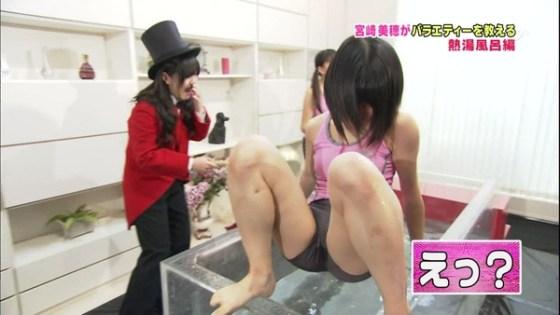 【放送事故画像】テレビ見てても股間が気になって仕方ないんだがww