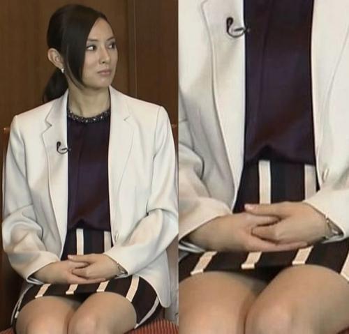 【芸能エロ画像】北川景子、美人でエロい過激画像がこれだww(gifあり) 17