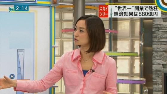 【放送事故画像】脇汗かきすぎて染みななっちゃってるのがテレビでも分かっちゃうww 12