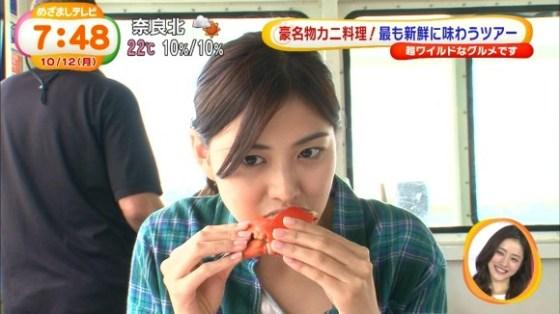 【放送事故画像】何食べてもエロく見えちゃうこの女達ww食べてる時の顔がwww 05