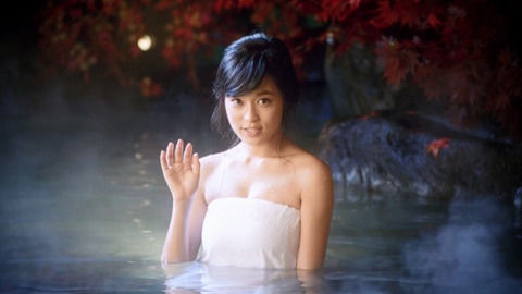 【放送事故画像】入浴シーンに映るオッパイやお尻ってエロさ際立ってやばいよなwww 21