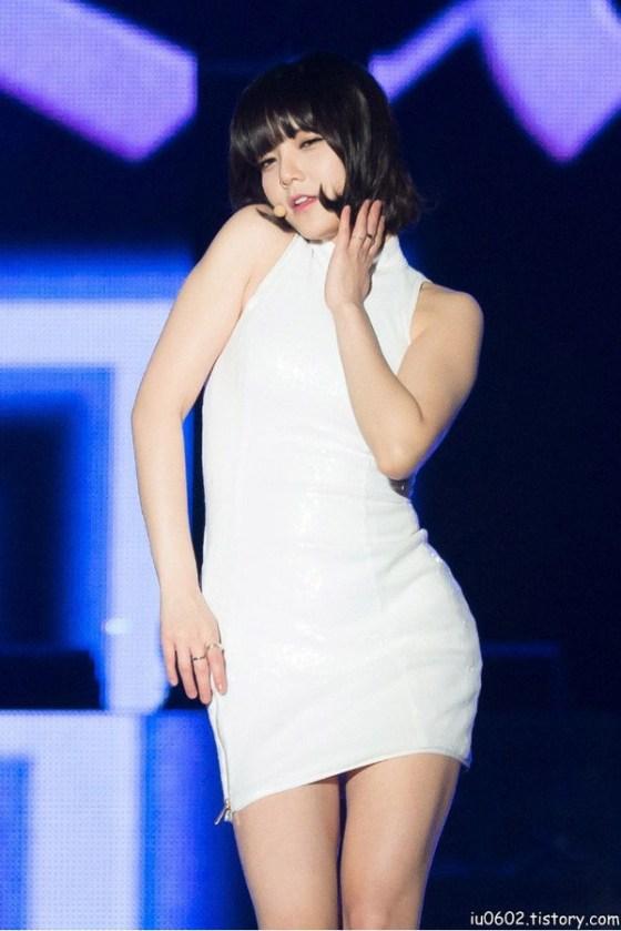 【アイドルお宝画像】韓国のアイドルがこんなにエロいならもはや整形だろうがなんでもいぃwww 22