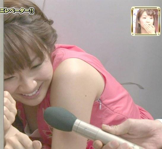 【放送事故画像】女子アナのパンチラや胸ちら総集編wエロすぎですwww 23