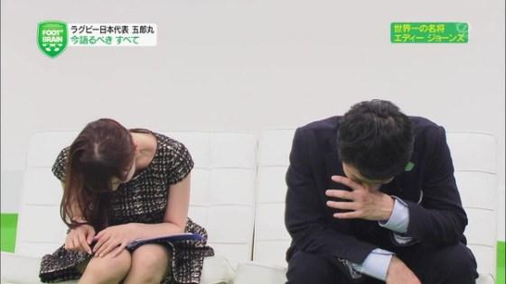 【放送事故画像】女子アナやアイドルの太ももってテレビで見られるだけあってエロいよなww