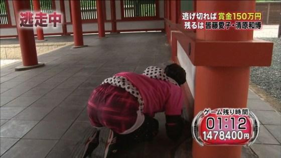 【放送事故画像】女のお尻ばっかり追いかけてるカメラマンがナイスアングルでお尻を映してくれたwww 18