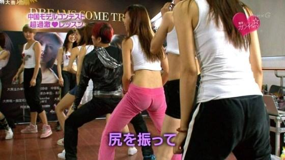 【放送事故画像】ヨガとかストレッチやってる女がエロい体制で誘惑してるとしか思えないwww 21