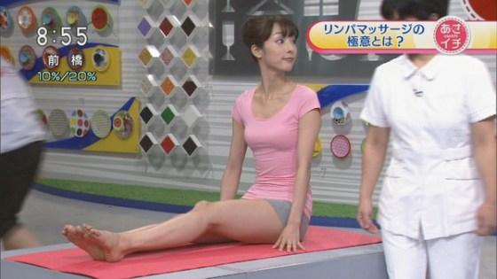 【放送事故画像】パンストの脚もいいけど、俺はやっぱり生足が好きww 21