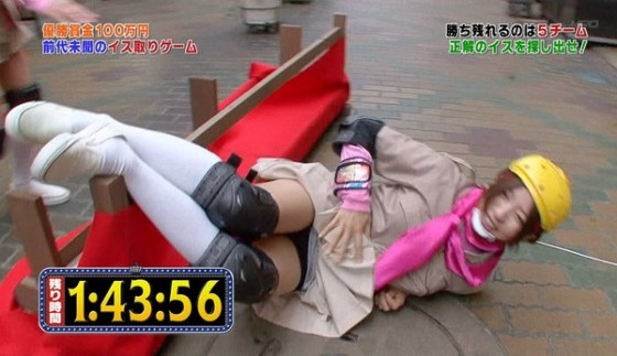 【放送事故画像】パンツも水着も一緒なんだから見られても平気と思ってる女達www 04
