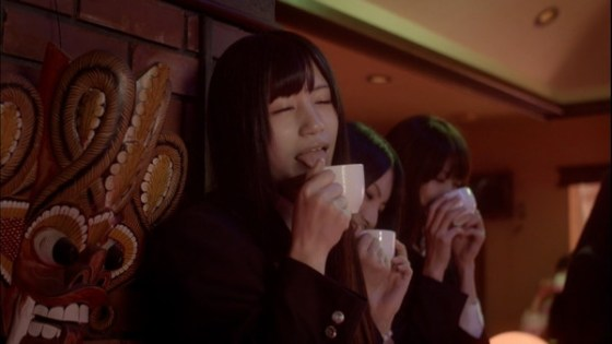 【疑似フェラ画像】こんな時しか見れない、女子アナやアイドルのフェラ顔www 05