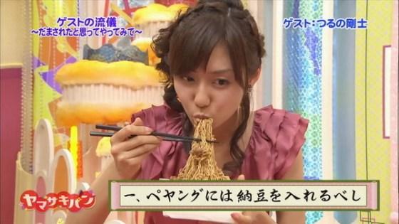 【疑似フェラ画像】食べ方で分かる!フェラが好きそうな女達のTVキャプ画像ww 07