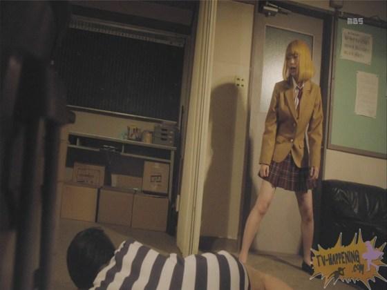 【お宝エロ画像】監獄学園第8話!何と花ちゃんがキヨシに逝かされる!!!! 12