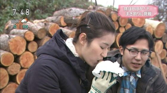 【放送事故画像】この女達は完全に狙ってこんな食べ方してるんだろうなww 17