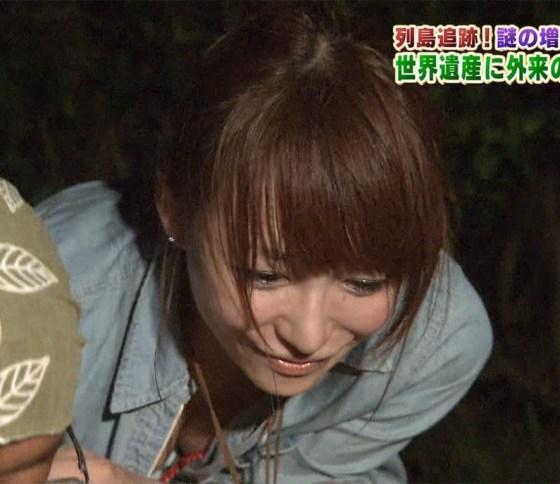 【放送事故画像】テレビに集う柔らかそうなマシュマロオッパイの女達ww 15