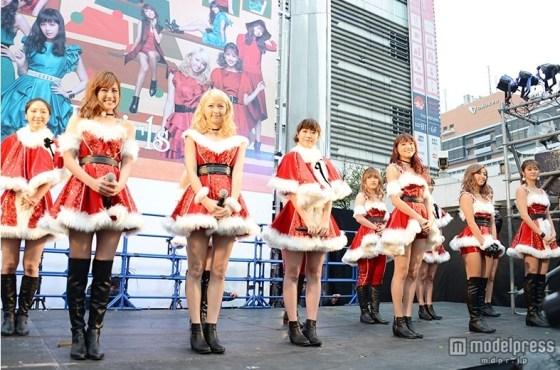 【放送事故画像】プレゼントは、わ、た、し♡女子アナやアイドル達のサンタコス画像www 08
