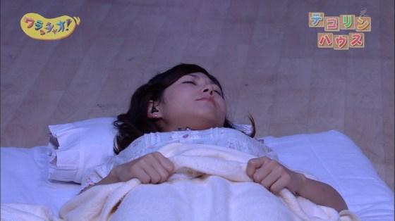 【放送事故画像】女の子のパジャマ姿や寝顔が可愛くて、思わず夜這いかけたくなるwww 04