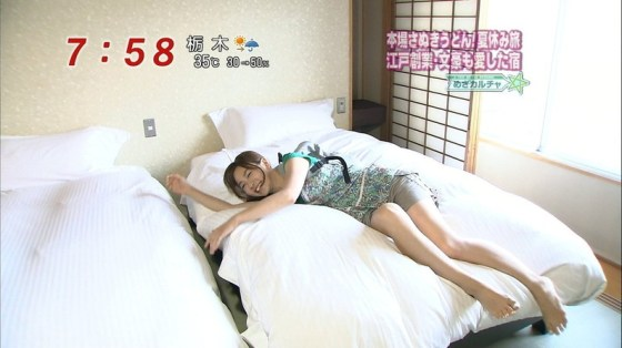 【放送事故画像】女の子のパジャマ姿や寝顔が可愛くて、思わず夜這いかけたくなるwww 21