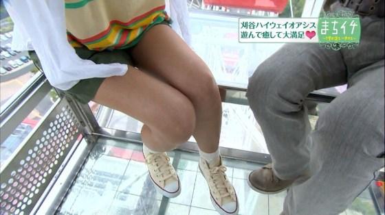 【放送事故画像】テレビで映ったムチムチのエロい太ももに興奮するぞwww 06