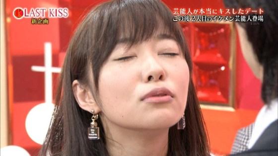 【放送事故画像】思わずテレビにキスしちゃいそうな女子アナやアイドルのキス顔ww 13