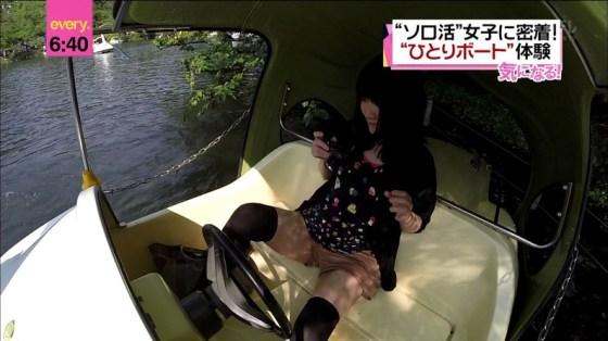 【放送事故画像】ムッチムチのエロい太もも露出してテレビに出てる女達がエロすぎww 07