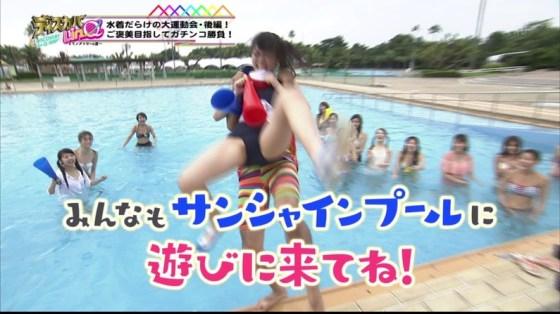 【放送事故画像】テレビで大開脚!その結果股間を激写される女達www 07