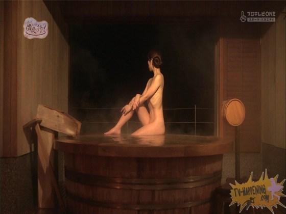 【お宝エロ画像】来た来た来た~!!温泉に行こうで完全に乳首映しやがった~wwww 63