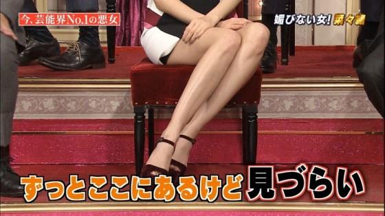 【放送事故画像】細い脚もいいけどやっぱりちょっとムチムチ感ある脚の方がエロいよなw 07