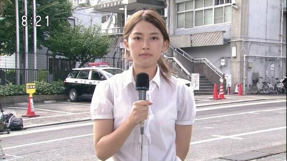 【放送事故画像】男を誘惑する透け透け画像!女子アナの透け透けタマランwww 06
