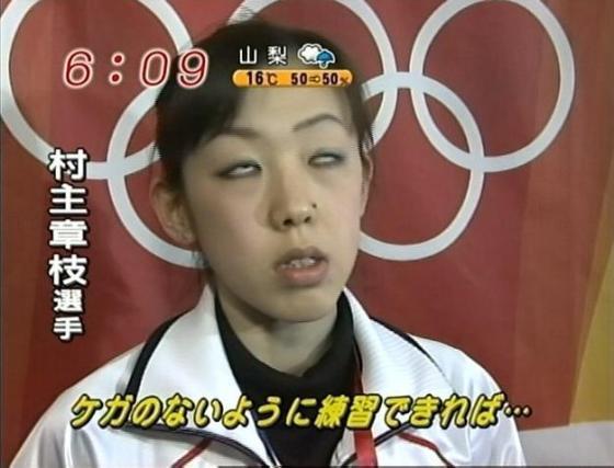 【放送事故画像】テレビ見てたら思わず吹き出してしまった放送事故画像www 09