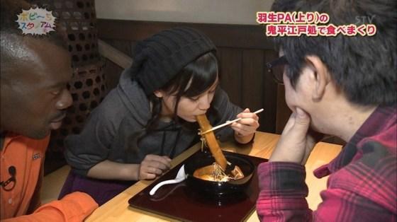 【擬似フェラ画像】食べ物を咥え込んでる女子アナ達の顔が卑猥で思わずオッキしたww 13