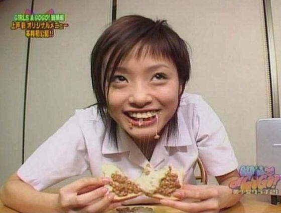 【擬似フェラ画像】食べ物を咥え込んでる女子アナ達の顔が卑猥で思わずオッキしたww 22