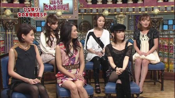 【放送事故画像】アイドルや女子アナの太ももが付け根の方まで見えてたまらんごwww 03