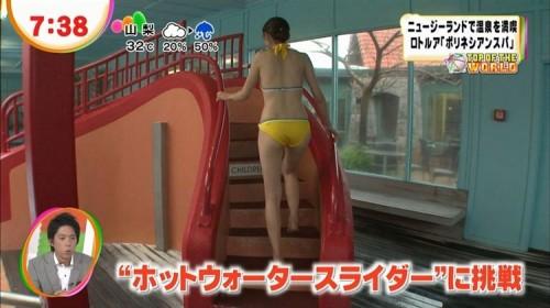 【放送事故画像】絶対尻こきしてほくなるようなピチピチなアイドルのお尻ww 20