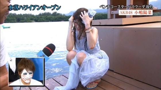 【芸能お宝画像】AKBの中でも美乳ランキング1位2位を争う小嶋陽菜!エロいのはオッパイだけじゃなかったw 06