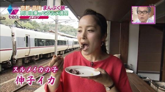 【擬似フェラ画像】エロい食べ方で視聴者を魅了するタレント達!この表情にも注目www 14