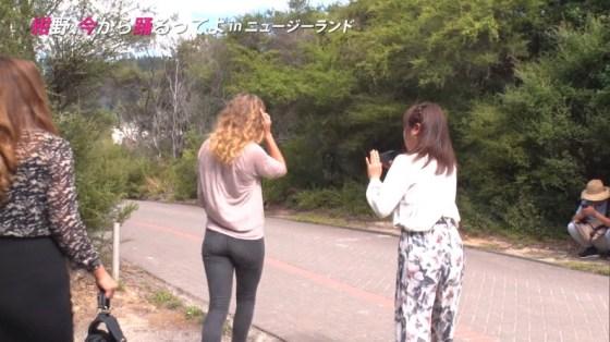 【お尻テレビキャプ画像】ピッチピチのズボン履いてテレビに出たらお尻がドエライことなってるぞ!! 18