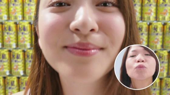 【キステレビキャプ画像】見てるだけで照れちゃう女子アナやタレント達のキス顔やキスシーンww 06