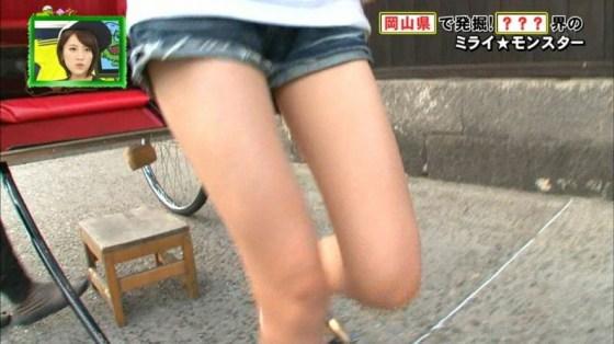 【太ももキャプ画像】誰もが羨ましがるタレント達の綺麗な足を吟味しようじゃないかw 16