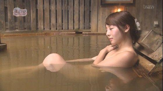 【温泉キャプ画像】貴重な女優やアイドルの入浴姿がこんなにエロいとはw 17