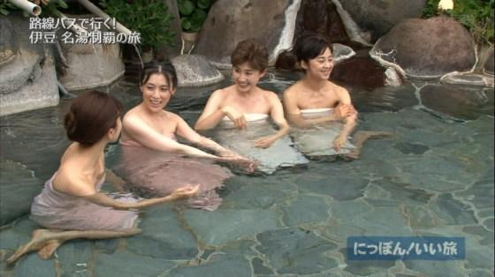 【温泉キャプ画像】貴重な女優やアイドルの入浴姿がこんなにエロいとはw 21