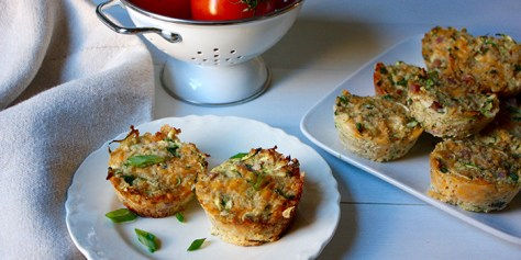 Zucchini-Ham-and-Cheese-Quinoa-Cups