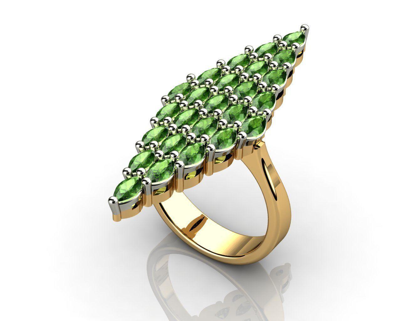 Fullsize Of Marquise Engagement Ring