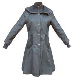 Small Of Black Lab Coat