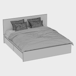 Small Of Malm Ikea Bed