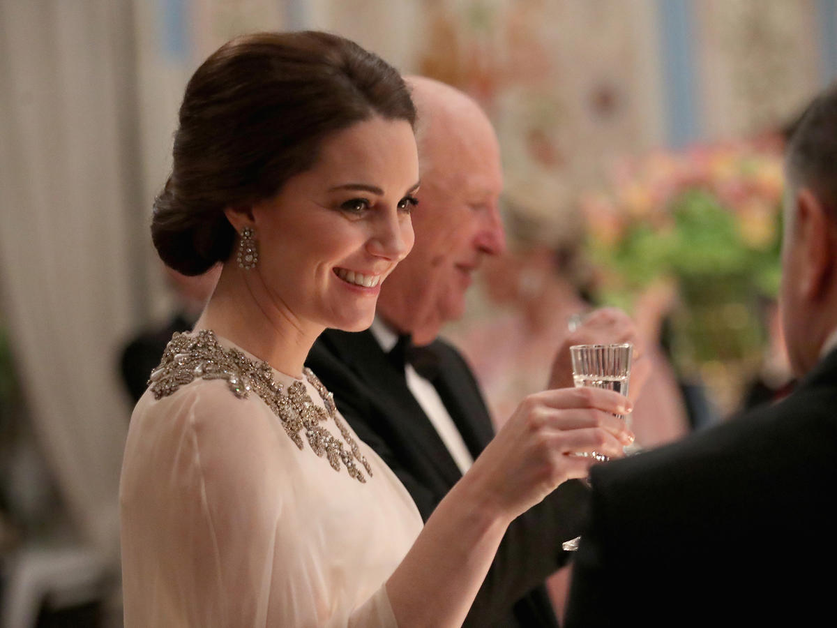 Here's Kate Middleton's Favorite Foods and Diet — Cooking Light