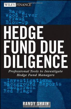 Hedge Fund Due Diligence (豆瓣)