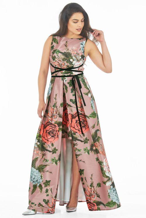 Medium Of Dusty Rose Dress