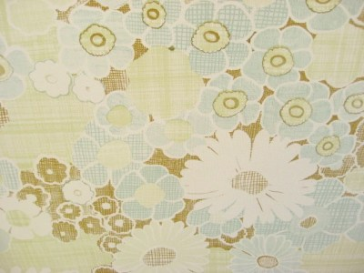 Atomic wallpaper by the yard by Patternlike on Etsy